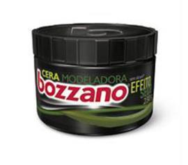 Cera capilar modeladora Bozzano efeito seco 230g