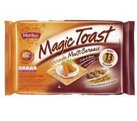 Magic toast Marilan multi cereais 150g