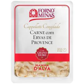 Cappelletti Mamma D'Alva Carne com Ervas Forno de Minas 250g