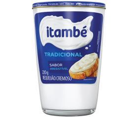 Requeijão Cremoso Itambé Tradicional  220g