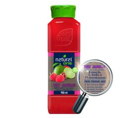 Bebida Mista Natural One Integral Pink Limonade 900ml