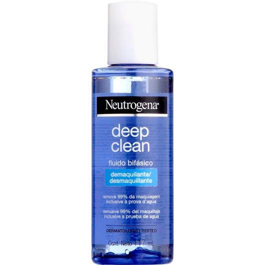 Demaquilante Neutrogena deep clean 117ml - Imagem em destaque