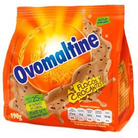 Chocolate flocos crocantes Ovomaltine sache 190g