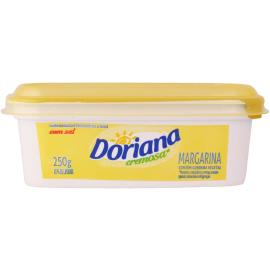 Margarina Doriana cremosa com sal 250g