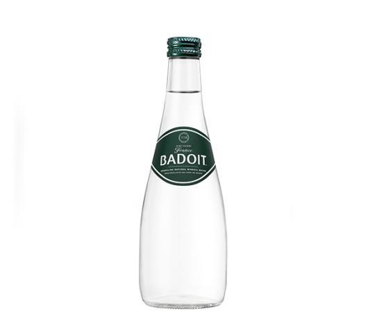 Água Mineral com gás Badoit Vidro 330ml - Imagem em destaque