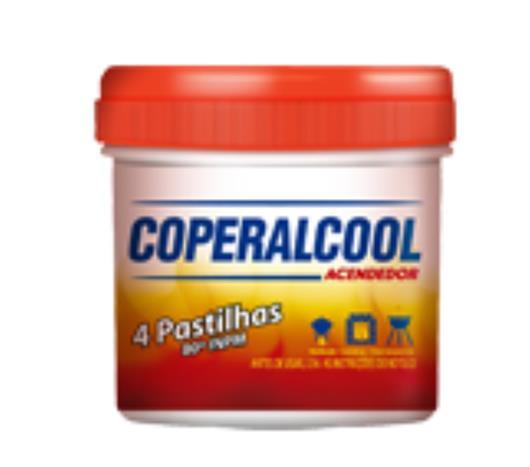 Acendedor Coperalcool 4Pastilhas - Imagem em destaque