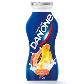 Iogurte Danone Vitamina Frutas 170g
