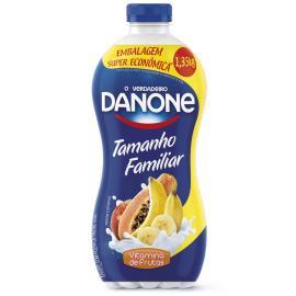 Iogurte Danone Vitamina Frutas embalagem Econômica 1,35Kg