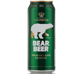 Cerveja Bear Beer Premium Lata 500ml