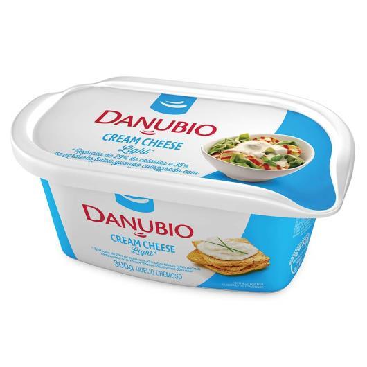 Queijo Danubio cream cheese light 300g - Imagem em destaque