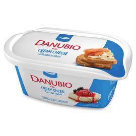 Queijo Danubio cream cheese tradicional 300g