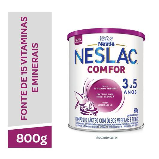 Composto Lácteo NESLAC Comfor 800g - Imagem em destaque
