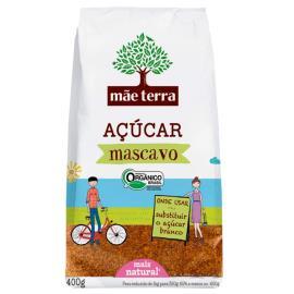 Açúcar Mascavo Mãe Terra Orgânico 400g