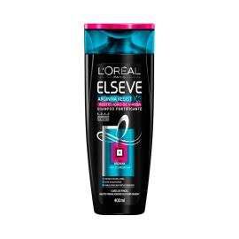 Shampoo Elseve Arginina Resist X3 Restituição de Massa 400ml