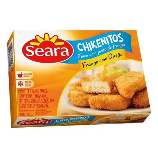 Chikenitos Seara Frango com Queijo Provolone 300g - Imagem em destaque