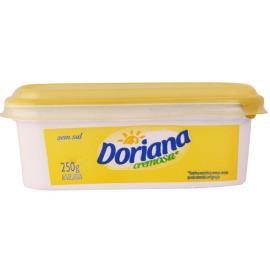 Margarina Doriana cremosa sem sal 250g