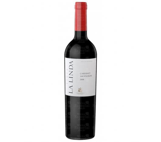 Vinho Argentino Finca La Linda Cabernet Sauvignon 750ml - Imagem em destaque