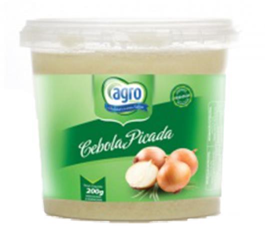 Cebola Agro picada sem sal 200g - Imagem em destaque