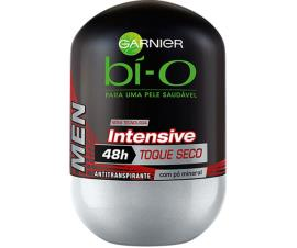 Desodorante Garnier bí-O Roll On Men Intensive seco 50ml