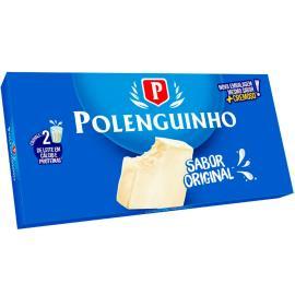 Queijo Polenguinho tradicional processado com 8 unidades 136g