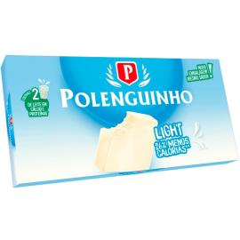Queijo Polenguinho light processado com 8 unidades 136g