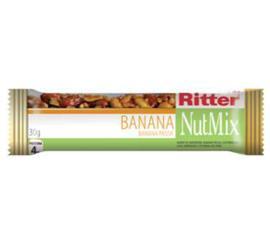 Barra Semente Ritter Banana Passa 2x30g 60g