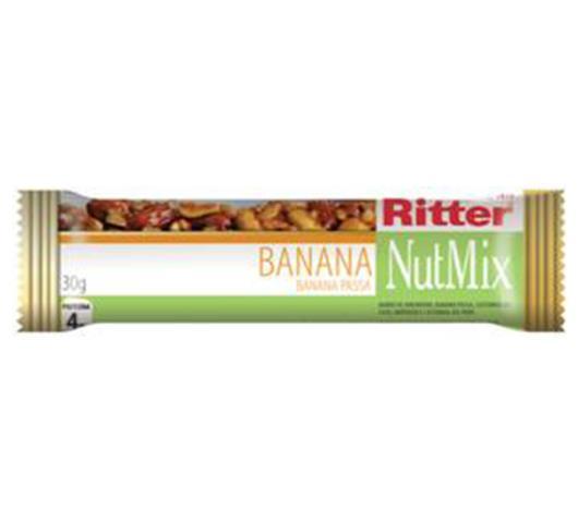 Barra Semente Ritter Banana Passa 2x30g 60g - Imagem em destaque
