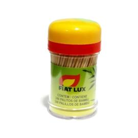 Palito Fiat lux bambú 240 unidades