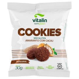 Cookies Vitalin amaranto com cacau 30g