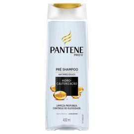Pré shampoo Pantene hidro-cauterização antiressíduos 400ml