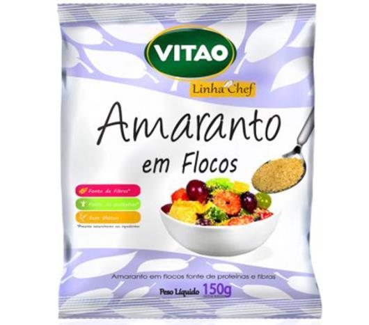 Amaranto Vitao em Flocos - Imagem em destaque