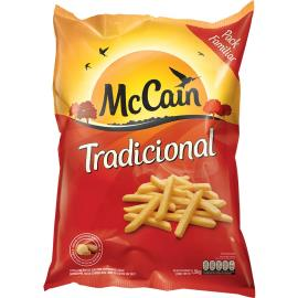 Batata McCain tradicional pré-frita 1,5Kg