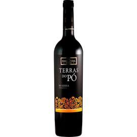 Vinho português terras do pó red wine 750ml