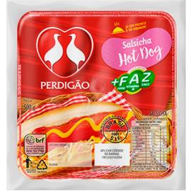 Salsicha Hot Dog Perdigão 500g