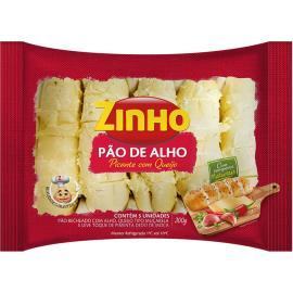 Pão de Alho Zinho picante recheado com queijo 300g
