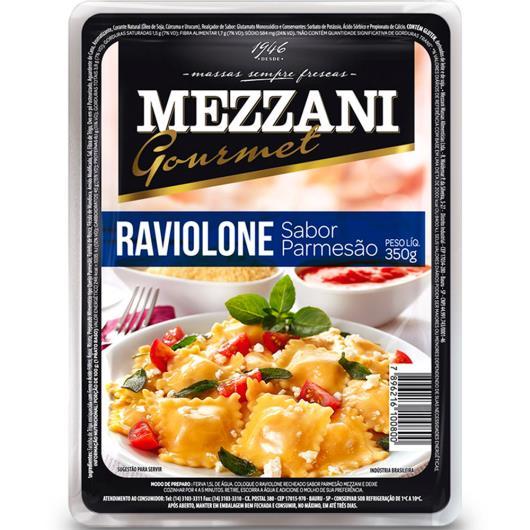 Raviolone Mezzani Gourmet Parmesão 350g - Imagem em destaque