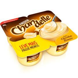 CHANDELLE Chocolate branco 360g