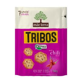 Biscoito Mãe Terra Tribos Chili 50g