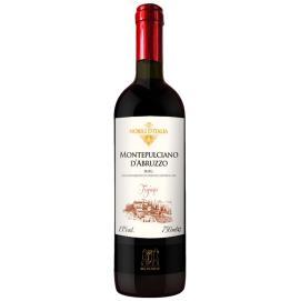 Vinho Nobili d'Italia Tiziano Montepulciano D'abruzzo DOC 750ml