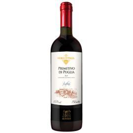 Vinho Nobili D'Italia Venturi Primitivo Di Puglia 750ml