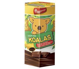 Biscoito Bauducco Lotte Koalas chocolate 37 g
