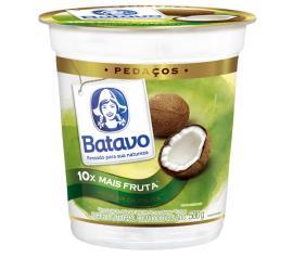 Iogurte polpa de coco Batavo 500g