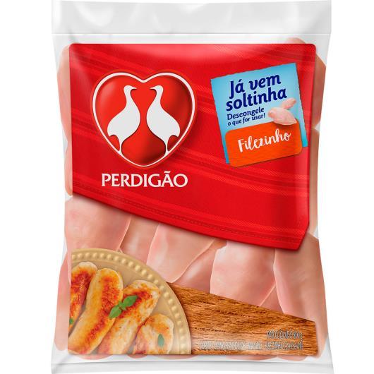 Filezinho de Peito de Frango Perdigão Congelado 800g - Imagem em destaque