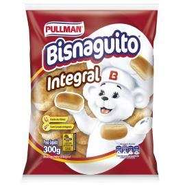 Bisnaguinha Pullman Bisnaguito Integral 300g
