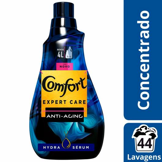 Amaciante Concentrado Comfort Expert Care Hydra Sérum 1L - Imagem em destaque
