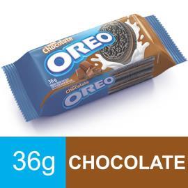 Biscoito Oreo Recheado Chocolate 36g