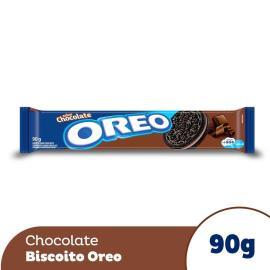 Biscoito Oreo recheado de chocolate 90g