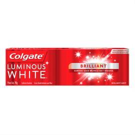 Creme Dental Colgate Luminous White Brilliant 70g