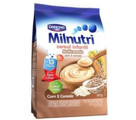 Cereal Milnutri Infantil Multicereais 180g
