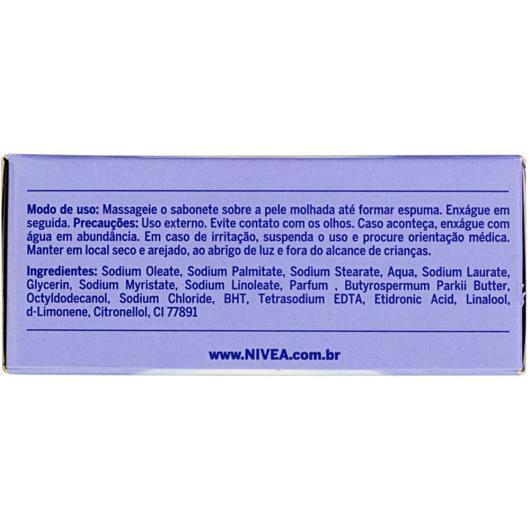 Sabonete em Barra Nivea Creme Soft Milk 90g - Imagem em destaque